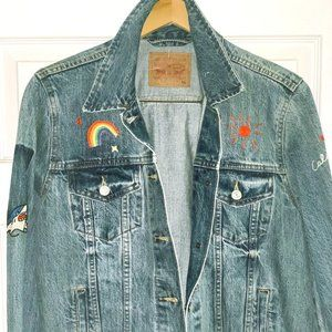 Denim Jacket for San Francisco Lovers - NEW